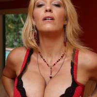 Domme Charlee Chase tops Her crossdressing Cuckold