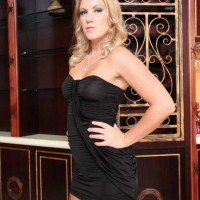 Sultry Dominatrax Ashley Edmunds with Her crossdressing Cuckold