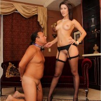 Sultry Domme Missy Daniels & her Sissy Cuck